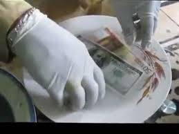 CLEANING THE ANTI-BREEZE BANKNOTE