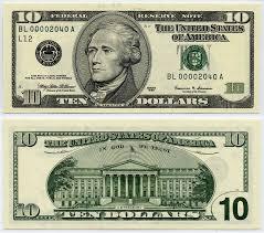 Buy Counterfeit 10 US dollar bills
